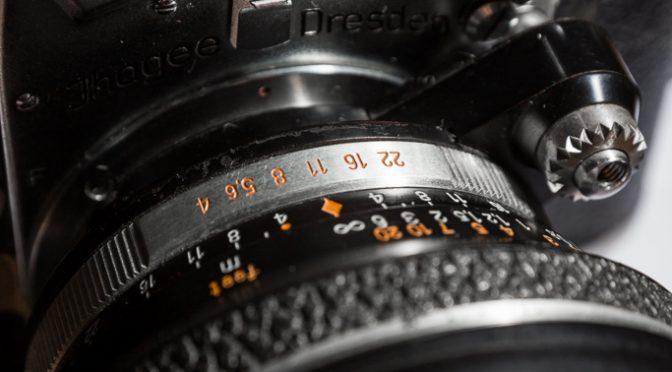 Alte Fotografenregeln